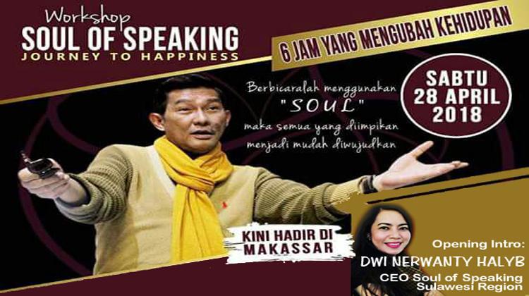 Workshop Soul of Speaking