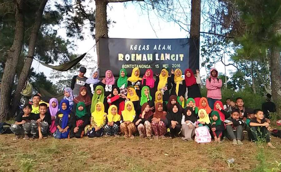 Camping Roemah Langit