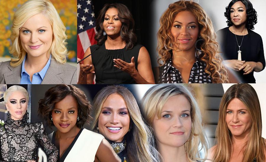 Hari Perempuan Internasional: Saran 21 Bintang Wanita terbaik Dalam Kehidupan dan Karir (2)
