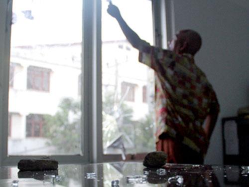 Polisi: Perusakan Kantor Camat Tidak Terkait Politik
