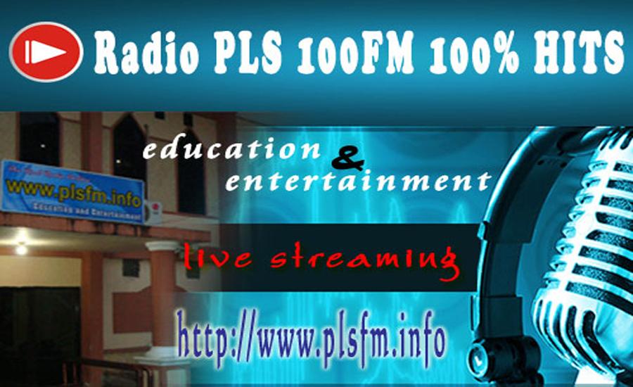 Radio PLS 100FM, Media Informasi Pendidikan dan Hiburan